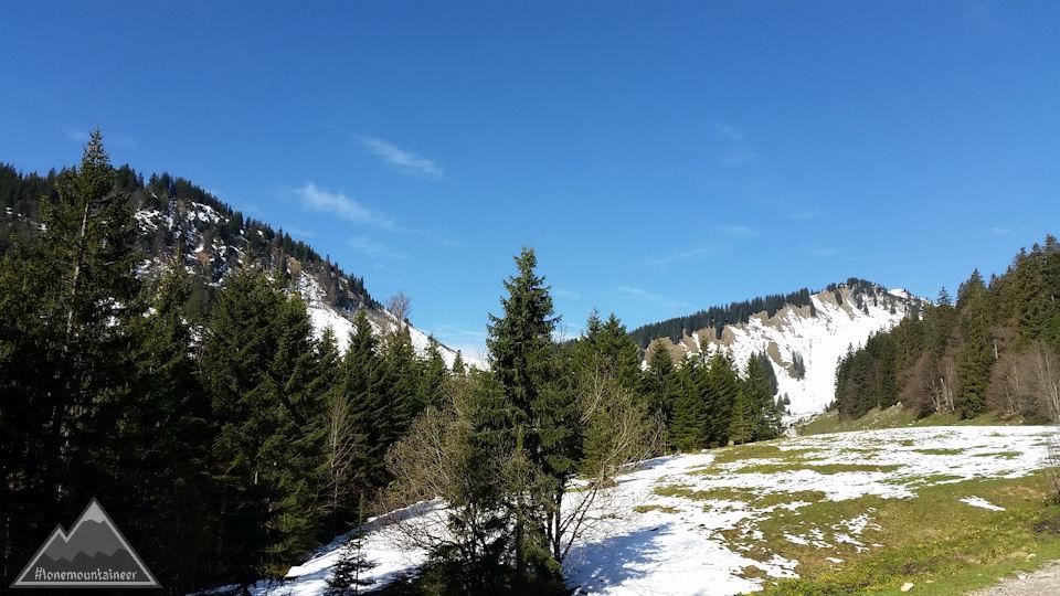Blick in Richtung-Bodenschneid